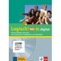 Диск Logisch! neu B1 Logisch digital mit interaktiven Tafelbildern