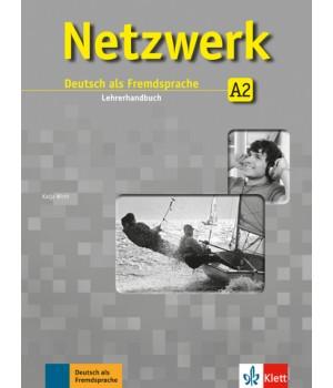 Книга для учителя Netzwerk A2 Lehrerhandbuch