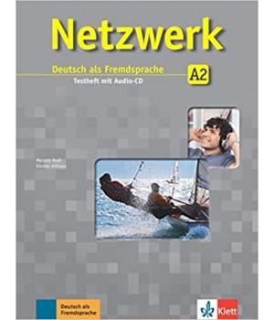 Тести Netzwerk A2 Testheft