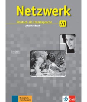Книга для вчителя Netzwerk A1 Lehrerhandbuch