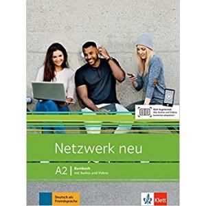 Підручник Netzwerk neu A2, Kursbuch mit Audios und Videos