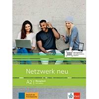 Робочий зошит Netzwerk neu A2, Übungsbuch mit Audios