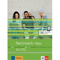 Тести Netzwerk neu A2, Testheft mit Audios