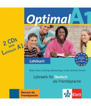 Диски Optimal A1 CDs zum Lehrbuch