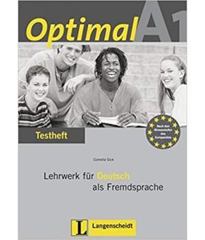 Тести Optimal A1 Testheft+CD