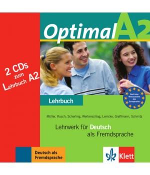 Диски Optimal A2 CDs zum Lehrbuch