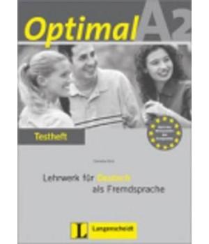 Тести Optimal A2 Testheft+CD