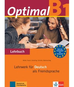 Підручник Optimal B1 Lehrbuch