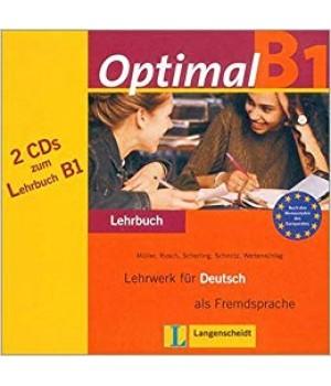Диски Optimal B1 CDs zum Lehrbuch
