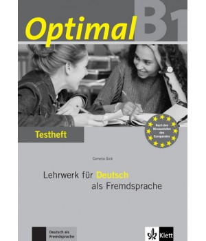 Тести Optimal B1 Testheft+CD