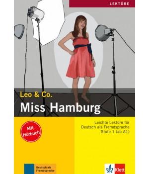 Книга для читання Miss Hamburg (Stufe 1) Buch + CD