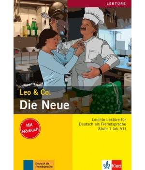 Книга для читання Die Neue (Stufe 1) Buch + CD