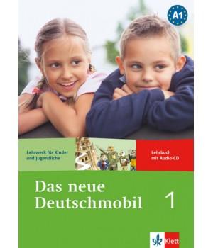 Підручник Das neue deutschmobil 1 Lehrbuch