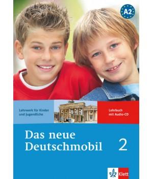 Підручник Das neue deutschmobil 2 Lehrbuch