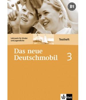Тесты Das neue deutschmobil 3 Testheft