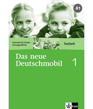 Тести Das neue deutschmobil 1 Testheft