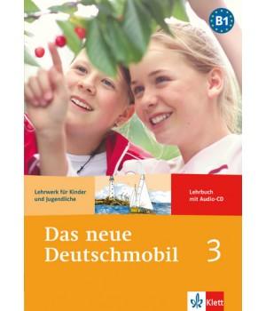 Підручник Das neue deutschmobil 3 Lehrbuch
