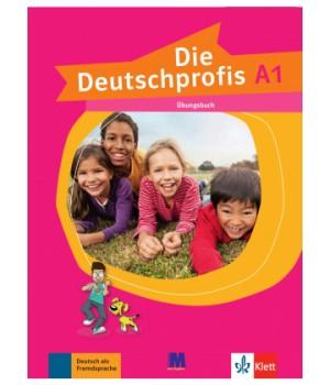 Робочий зошит Die Deutschprofis A1 Übungsbuch