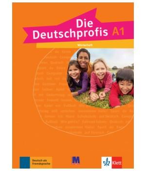 Словник Die Deutschprofis A1 Wörterheft