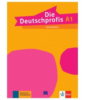 Книга для вчителя Die Deutschprofis A1 Lehrerhandbuch