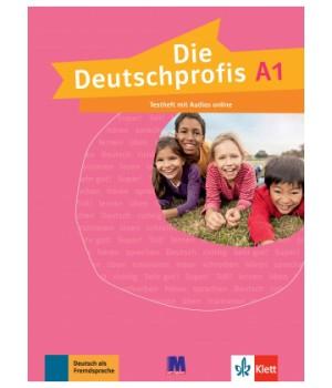Тести Die Deutschprofis A1 Testheft