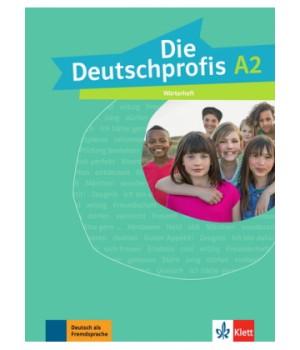 Словник Die Deutschprofis A2 Wörterheft