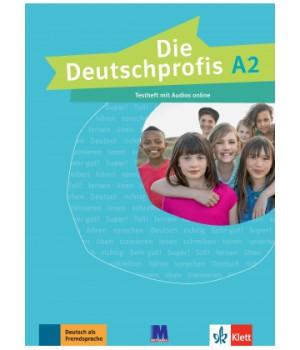 Тести Die Deutschprofis A2 Testheft
