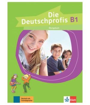 Робочий зошит Die Deutschprofis B1 Übungsbuch