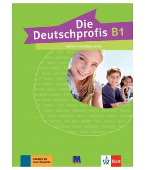 Тесты Die Deutschprofis B1 Testheft