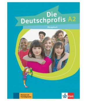 Рабочая тетрадь Die Deutschprofis A2 Übungsbuch
