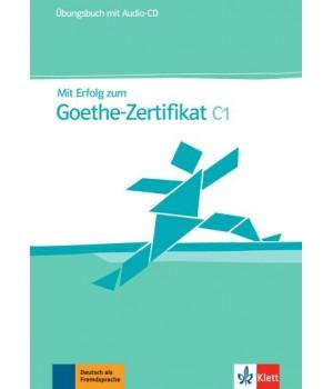 Вправи Mit Erfolg zum Goethe-Zertifikat C1 Übungsbuch + Audio-CD