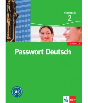 Підручник Passwort Deutsch 2 Kursbuch
