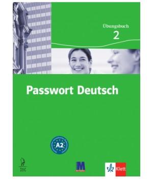 Робочий зошит Passwort Deutsch 2 Übungsbuch