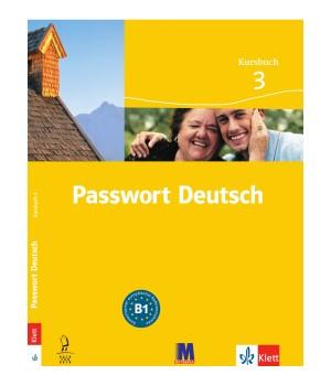 Підручник Passwort Deutsch 3 Kursbuch