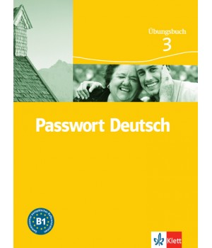 Робочий зошит Passwort Deutsch 3 Übungsbuch