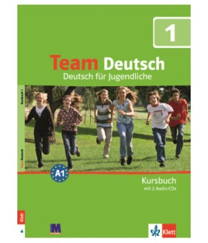 Учебник Team Deutsch 1 Kursbuch