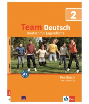 Учебник Team Deutsch 2 Kursbuch