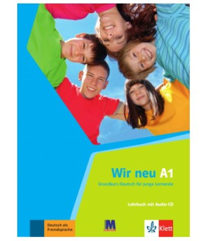 Учебник Wir Neu A1 Lehrbuch