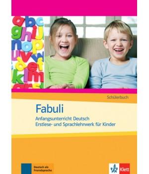 Підручник Fabuli Lehrbuch