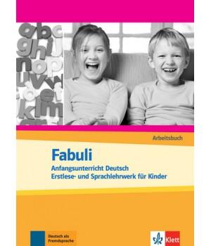 Робочий зошит Fabuli Arbeitsbuch