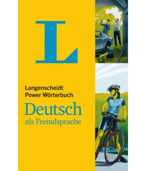 Словник Langenscheidt Power Wörterbuch Deutsch
