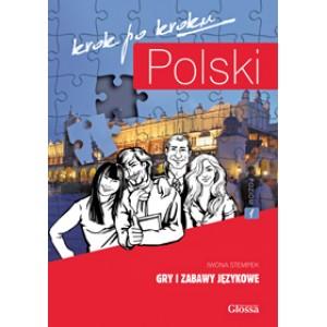 Книга для учителя Polski, krok po kroku Gry i zabawy językowe