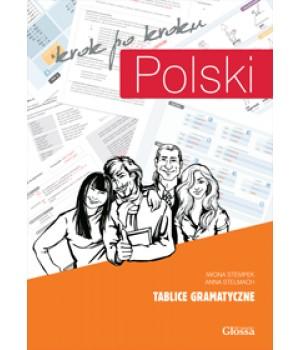 Підручник Polski, krok po kroku Tablice gramatyczne