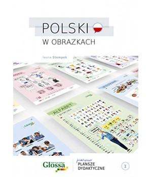 Набір плакатів Polski w obrazkach 1. Praktyczne plansze dydaktyczne