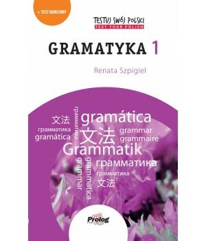 Учебник Testuj Swój Polski Gramatyka 1