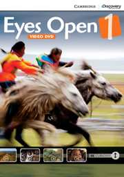 Диск Eyes Open Level 1 DVD