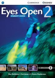 Підручник Eyes Open Level 2 Student's Book