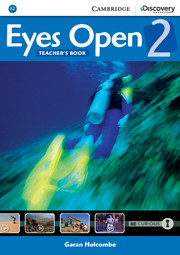 Книга для вчителя Eyes Open Level 2 Teacher's Book