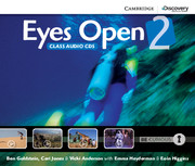 Диски Eyes Open Level 2 Class Audio CDs (3)