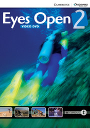 Диск Eyes Open Level 2 DVD